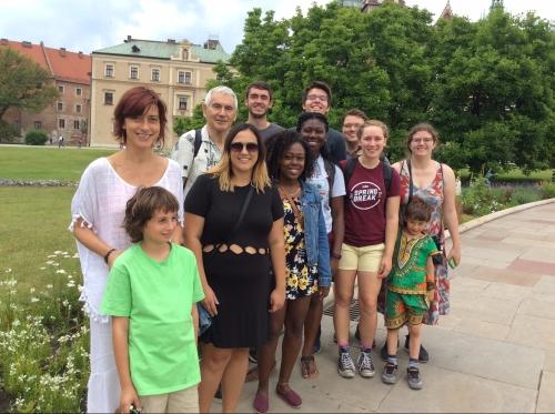 OSU Summer School Krakow 2017