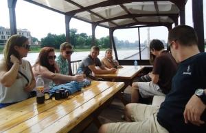 Picture 2_Krakow boat trip 2013