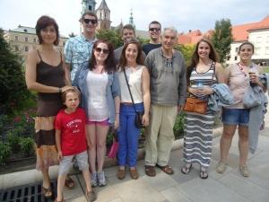 summer school group photo krakow 2013a
